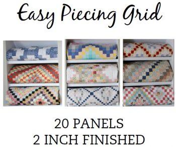 20 Panel 2 Inch Pre-Cut