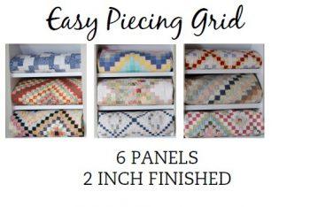 6 Panel 2 Inch Pre-Cut