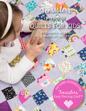 Quilts for Kids Corrections