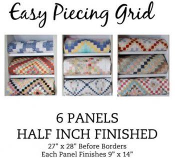 6 Panel HALF Inch Pre-Cut